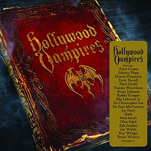 Hollywood Vampires album cover
