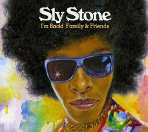 I'm Back! Family & Friends album cover