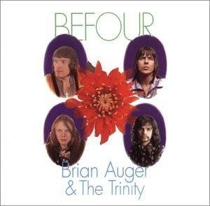 Befour album cover