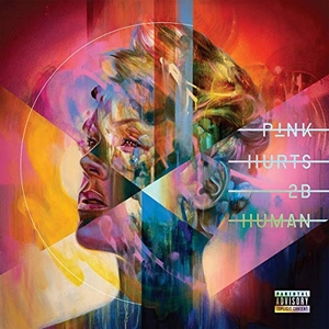 Hurts 2B Human album cover