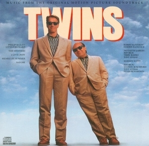 Twins Movie Soundtrack album cover