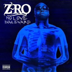 No Love Boulevard album cover