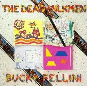 Bucky Fellini album cover