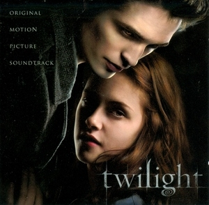 Twilight: Original Motion Picture Soundtrack album cover