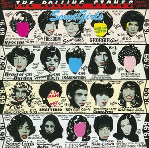 Some Girls album cover