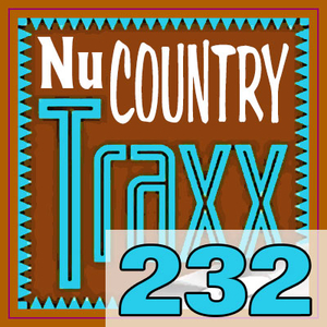 ERG Music: Nu Country Traxx, Vol. 232 (August 2018) album cover