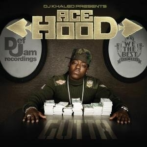 DJ Khaled Presents Ace Hood: Gutta album cover
