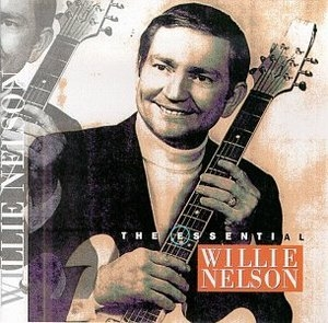 The Essential Willie Nelson (RCA) album cover