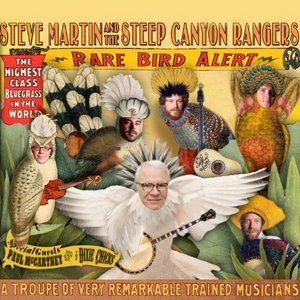 Rare Bird Alert album cover