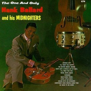 The One And Only Hank Ballard And His Midnighters album cover