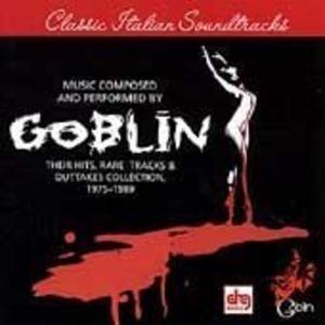 Goblin 1975-1989 album cover