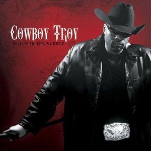 Black In The Saddle album cover