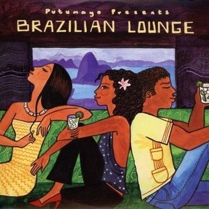 Putumayo Presents: Brazilian Lounge album cover