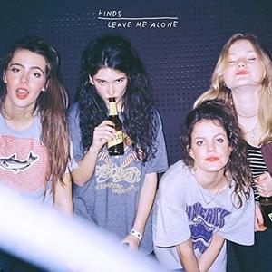Leave Me Alone album cover