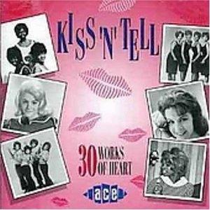 Kiss 'N' Tell: 30 Works Of Heart album cover