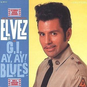 G.I. Ay, Ay! Blues album cover
