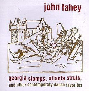 Georgia Stomps, Atlanta Struts, And Other Contemporary Dance Favorites album cover