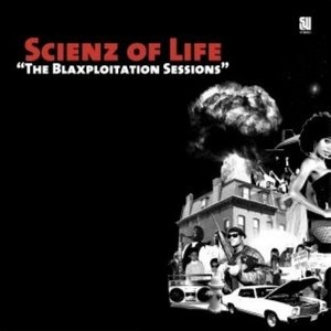 The Blaxploitation Sessions album cover
