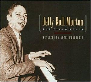 The Piano Rolls album cover