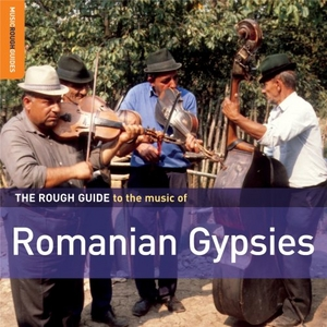 The Rough Guide To The Music Of Romanian Gypsies album cover