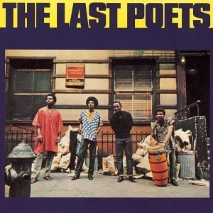 The Last Poets album cover