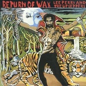 Return Of Wax album cover