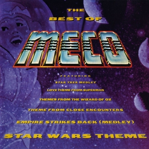 The Best Of Meco album cover