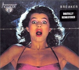 Breaker album cover
