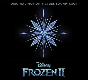 Frozen II (Original Motion Picture Soundtrack) album cover