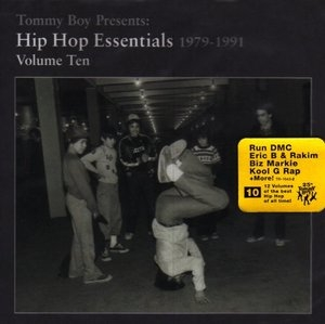 Tommy Boy Presents: Hip Hop Essentials, Volume 10 (1979-1991) album cover