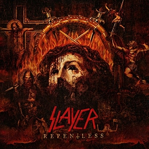Repentless album cover