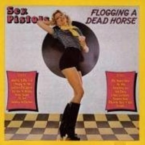 Flogging A Dead Horse album cover