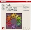 JS Bach: Art Of Fugue~ Mu... album cover