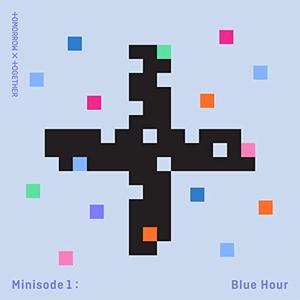 Minisode1 : Blue Hour album cover