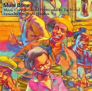 Mule Bone album cover