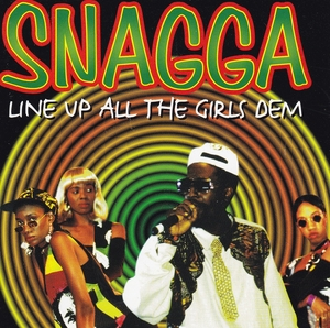 Line Up All The Girls Dem album cover
