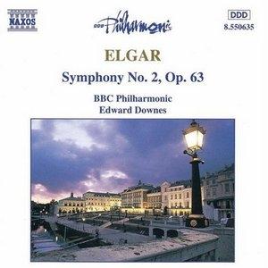 Elgar: Symphony No.2, Op.63 album cover