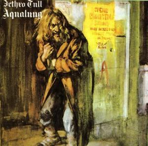 Aqualung album cover