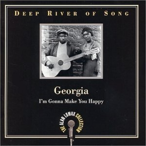 Deep River Of Song: Georgia album cover