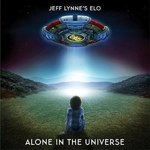 Alone In The Universe album cover