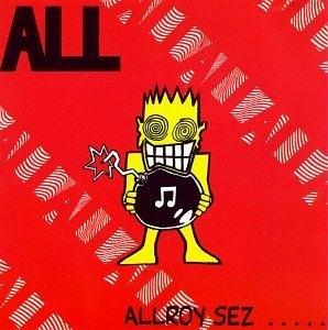 Allroy Sez album cover