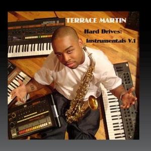 Hard Drives: Instrumentals V. 1 album cover