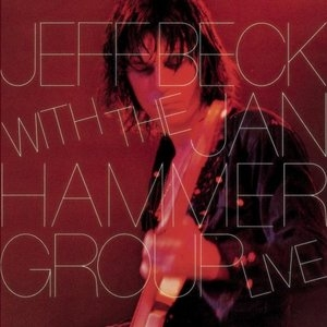 Jeff Beck With The Jan Hammer Group album cover
