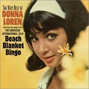 The Very Best Of-Beach Blanket Bingo album cover