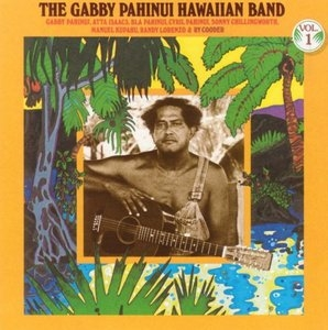 The Gabby Pahinui Hawaiian Band, Vol.1 album cover