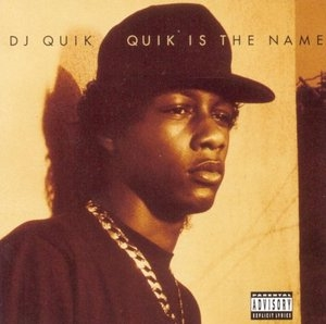 Quik Is The Name album cover