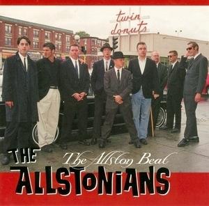 The Allston Beat album cover