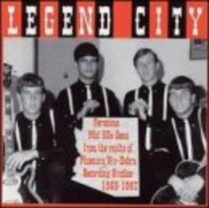 Legend City Vol.1 album cover