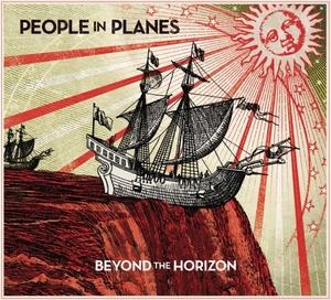 Beyond The Horizon album cover