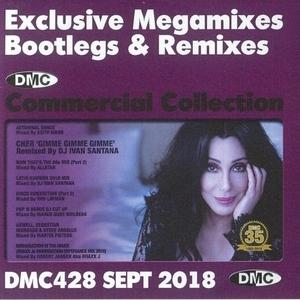 DMC Commercial Collection, Vol. 428 (September 2018): Exclusive Megamixes Bootlegs & Remixes album cover
